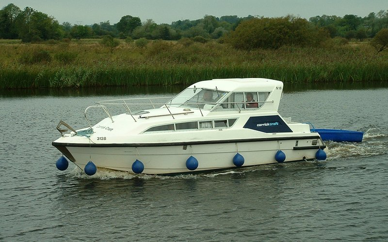 Carlow Klasse Hausboot - Bootsferien Irland