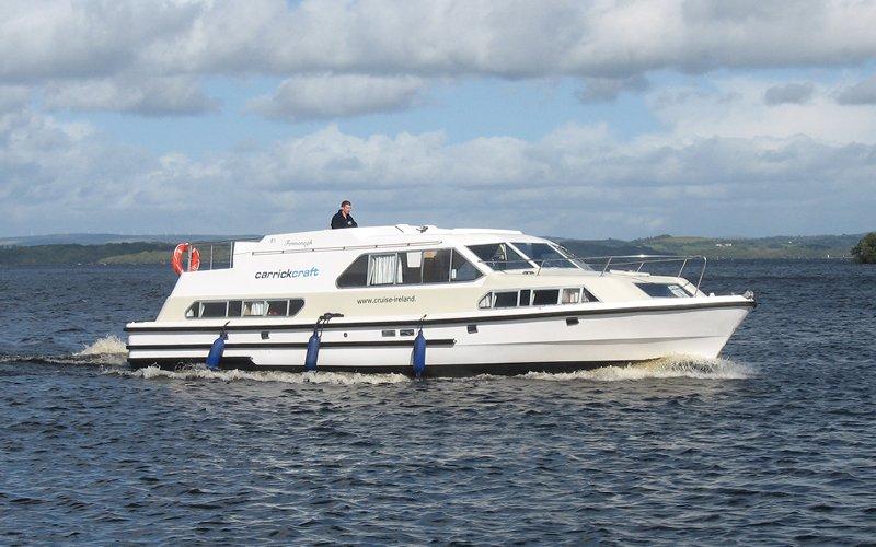 Fermanagh Klasse Hausboot - Bootsferien Irland