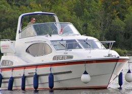 Inver Duke Klasse Hausboot - Bootsferien Irland