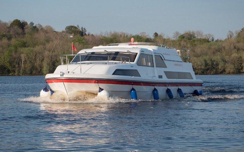 Inver Lady Klasse Hausboot - Bootsferien Irland