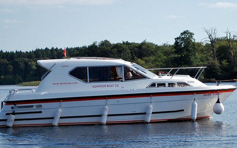 Inver Prince Klasse Hausboot - Bootsferien Irland