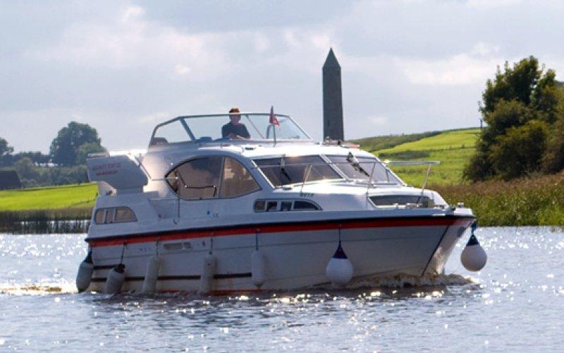 Inver Princess Klasse Hausboot - Bootsferien Irland