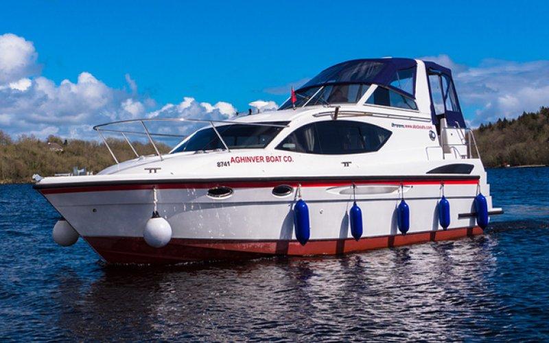 Inver Queen Klasse Hausboot - Bootsferien Irland