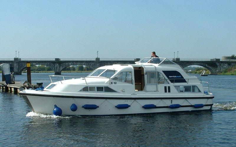 Kilkenny Klasse Hausboot - Bootsferien Irland
