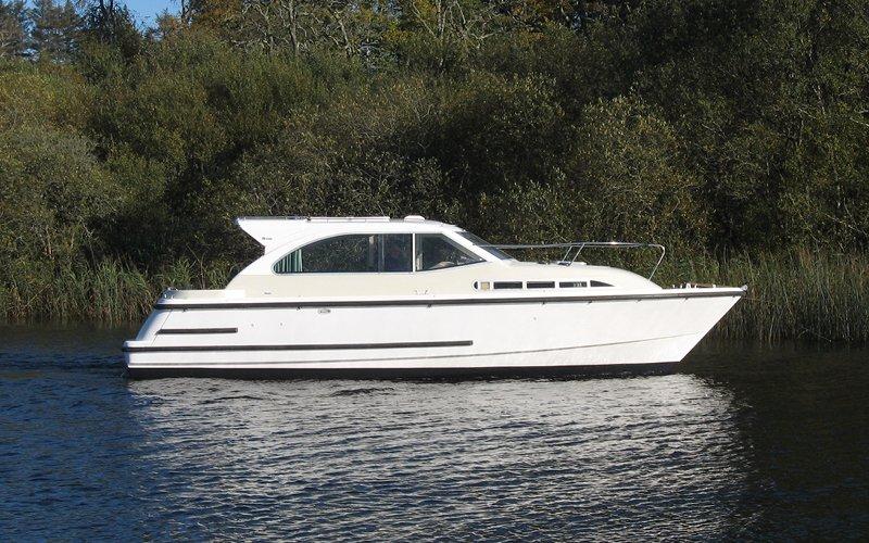 Limerick Klasse Hausboot - Bootsferien Irland