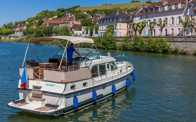 Linssen 349AC Klasse Hausboot - Bootsferien Irland