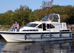 Noble Captain Klasse Hausboot - Bootsferien Irland
