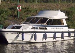 Noble Chancellor Klasse Hausboot - Bootsferien Irland