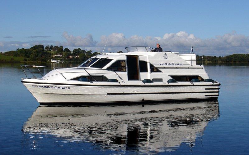 Noble Chief Klasse Hausboot - Bootsferien Irland