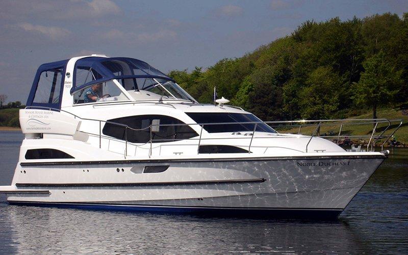 Noble Duchess Klasse Hausboot - Bootsferien Irland