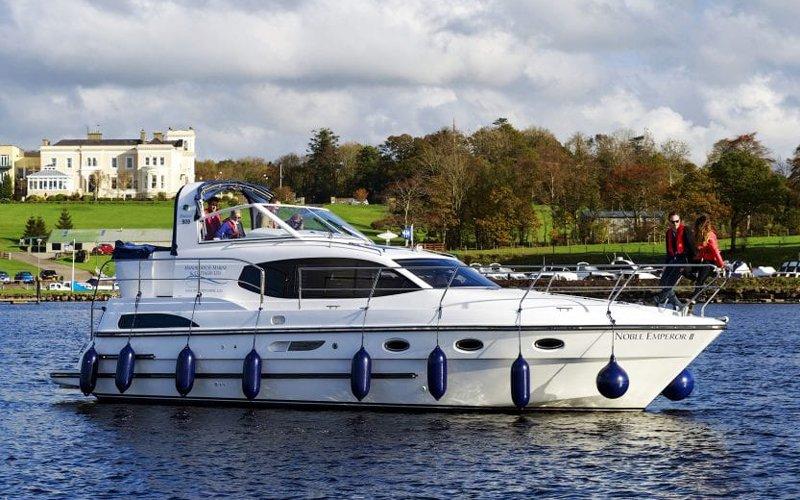Noble Emperor Klasse Hausboot - Bootsferien Irland