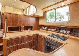 Penichette 1400FB - Küche