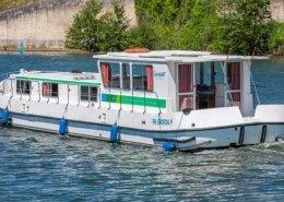 Penichette 1500R Klasse Hausboot - Bootsferien Irland