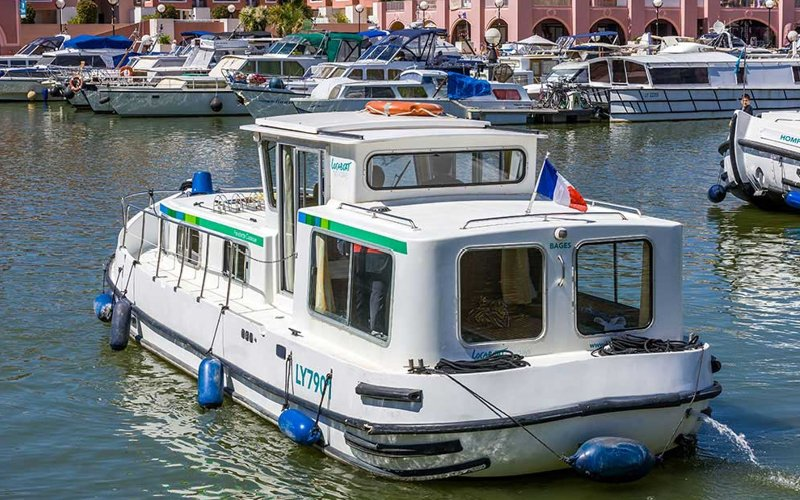 Penichette 935W Klasse Hausboot - Bootsferien Irland