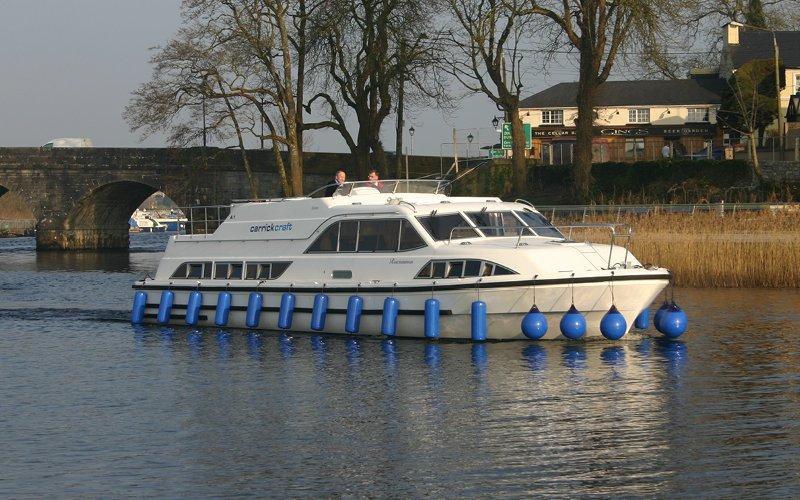 Roscommon Klasse Hausboot - Bootsferien Irland