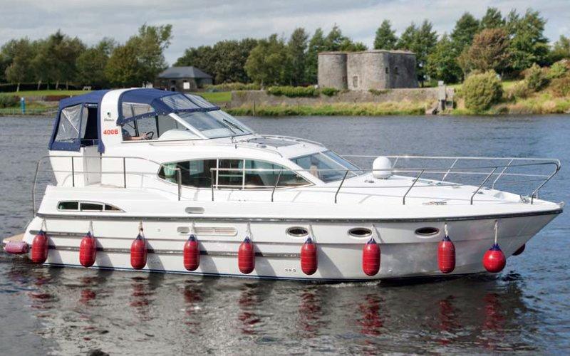 Silver Ocean - Bootsferien Irland