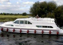 Silver Spirit - Bootsferien Irland
