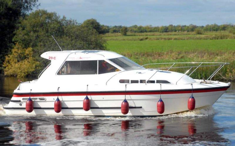 Silver Stream - Bootsferien Irland