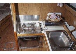 Silver Stream - Küche