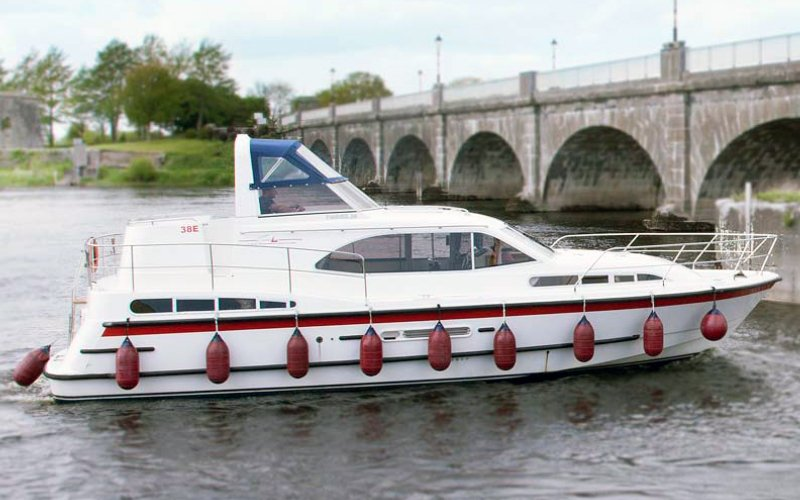 Silver Swan - Bootsferien Irland