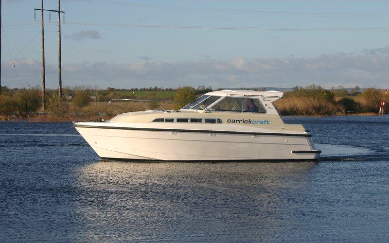 Tyrone Klasse Hausboot - Bootsferien Irland