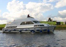 Waterford Klasse Hausboot - Bootsferien Irland