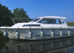 Wave Princess Klasse Hausboot - Bootsferien Irland