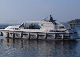 Wave Queen Klasse Hausboot - Bootsferien Irland
