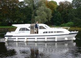 Wexford Klasse Hausboot - Bootsferien Irland