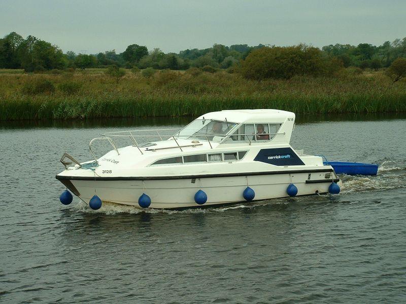 Carlow Klasse - Bootsferien Irland